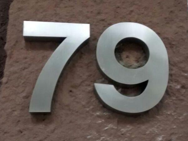 Números pra casa